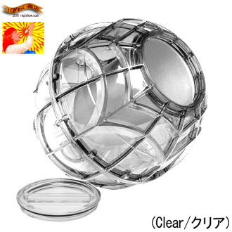 "Ice ball rolling ""play & freeze ice cream maker '-Play and Freeze Ice Cream Maker (Clear / clear)"