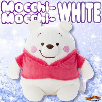 ディズニー Mocchi-Mocchi- ( もっちぃもっちぃ ) ぬいぐるみ M くまのプーさん ホワイト
