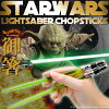 [Set 3] Star Wars lightsaber chopsticks set of 3 set!
