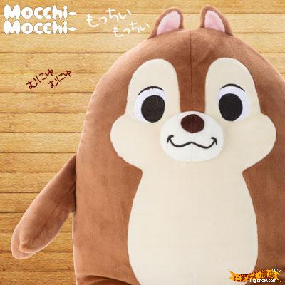 ディズニー Mocchi-Mocchi- ( もっちぃもっちぃ ) ぬいぐるみ M チップ