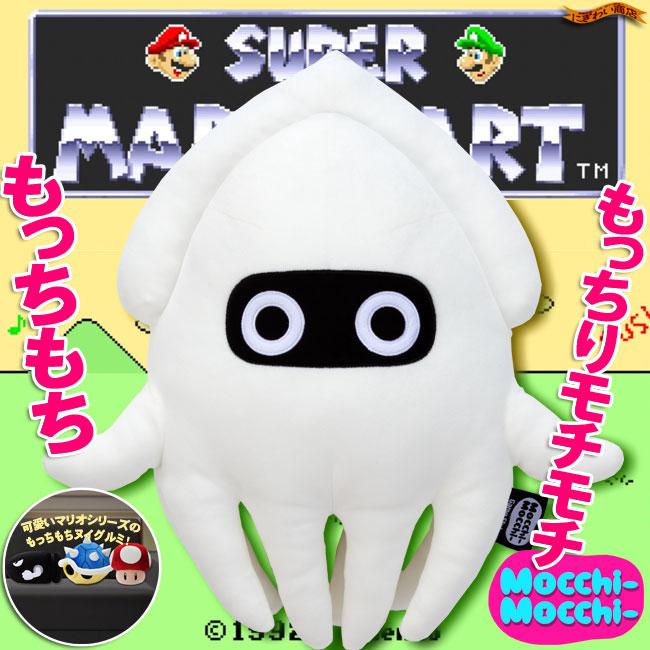 任天堂 スーパーマリオ Mocchi-Mocchi- ( もっちぃもっちぃ ) ぬいぐるみ マリオカート Game Style ゲッソー
