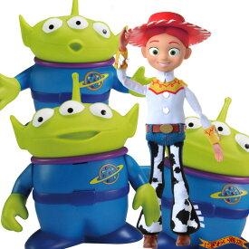 【お得なセット】ディズニー トイ・ストーリー4 リアルサイズトーキングフィギュア ジェシー / エイリアン セット ( トイストーリー4 / Disney Pixer Toy Story4 )