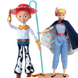 【お得なセット】ディズニー トイ・ストーリー4 リアルサイズトーキングフィギュア ジェシー / ボー・ピープ セット ( トイストーリー4 / Disney Pixer Toy Story4 )