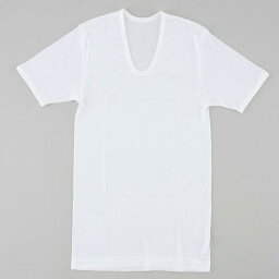 DAKS男子的內部紳士U頭頸短袖襯衫M、L 445-036