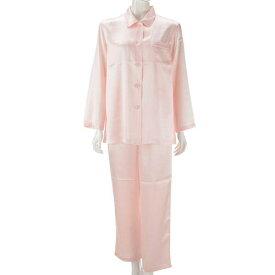 ミラショーン 絹 レディース シルクパジャマ 長袖 216-388