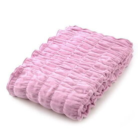 ロマンス小杉 発熱コットン ふかふかケット 軽量ふんわり暖か吸湿発熱毛布 シングルロング 856-920