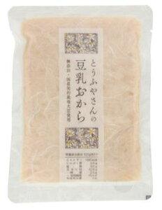 【小沢食品】とうふやさんの豆乳おから 200g