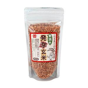 素焼き発芽玄米 80g【健康フーズ】