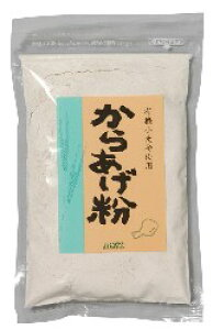 有機小麦粉使用・からあげ粉 120g【ムソー】【1〜4個はメール便対応可】