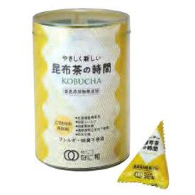 【浪花昆布茶本舗】昆布茶の時間テトラパック 2g×15袋