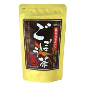 1068942-kf 鹿児島県産ごぼう茶 1.5g×12P【健茶館】