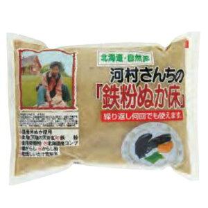 1003901-kf 河村さんちの鉄粉ぬか床1kg【中村食品産業】