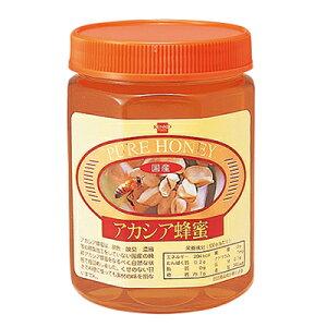 1005006-kf 国産アカシア蜂蜜1kg(ビン) 1kg【健康フーズ】
