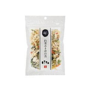 1006890-kf 白菜みそ汁の具40g【吉良食品】【1〜8個はメール便対応可】