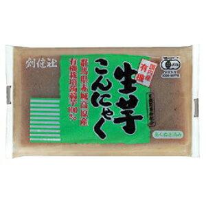 4120526-sk 有機生芋こんにゃく 250g【創健社】