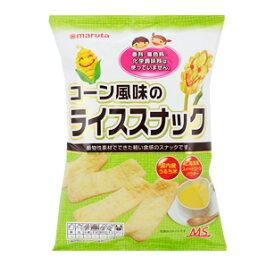 【太田油脂】MS コーン風味のライススナック 30g×6袋