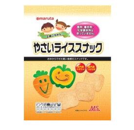 【太田油脂】MS やさいライススナック 30g×6袋