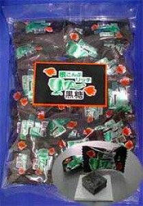 203-ma 黒糖根こんぶリッチ 130g【丸和栄養食品】【1〜4個はメール便対応可】
