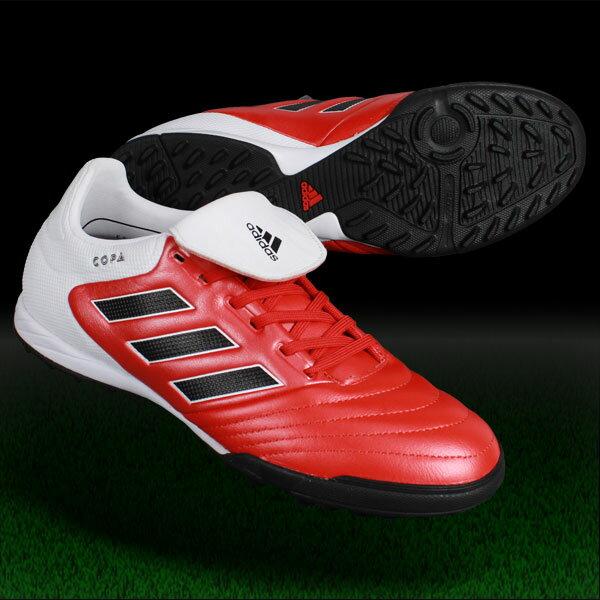 コパ 17.3 TF レッド×コアブラック 【adidas|アディダス】サッカートレーニングシューズbb3557