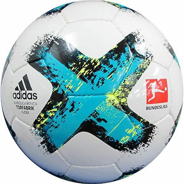 ドイツ ブンデスリーガ 17-18 レプリカ球 【adidas|アディダス】サッカーボール4号球af4521dfl