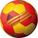 日本オリジナル フットボール レッド×イエロー 【adidas|アディダス】サッカーボール4号球af4625ry
