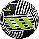ネメシス グライダー ホワイト×ブラック 【adidas|アディダス】サッカーボール4号球af4633wbk