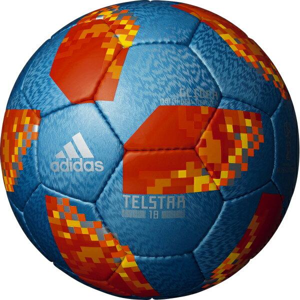 テルスター 18 試合球レプリカ グライダー サックス 【adidas アディダス】サッカーボール5号球af5304skor