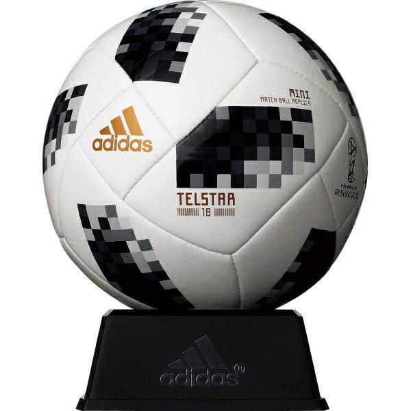 テルスター 18 試合球レプリカ ミニ 【adidas アディダス】サッカーボール1号球afm1300