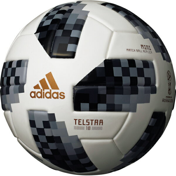 テルスター 18 試合球レプリカ ミニ 【adidas|アディダス】サッカーミニボールafms1300