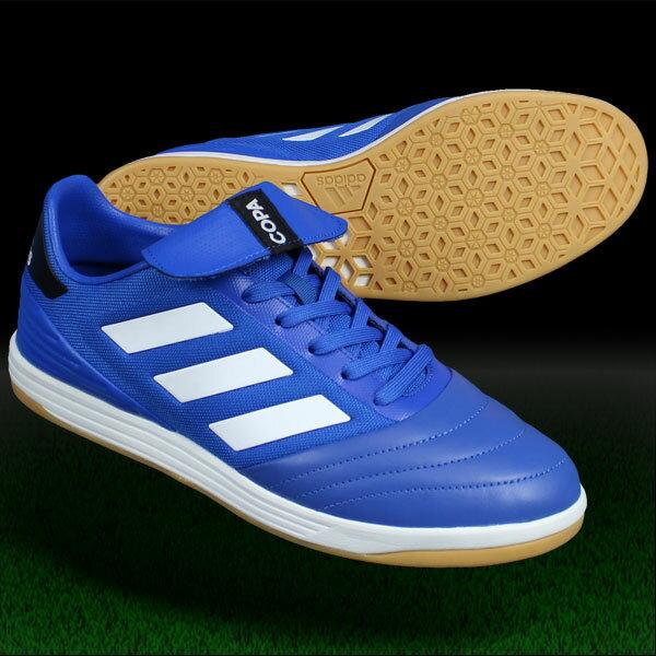 コパ タンゴ 17.2 TR ブルー×クリスタルホワイトS16 【adidas|アディダス】カジュアルシューズba8532