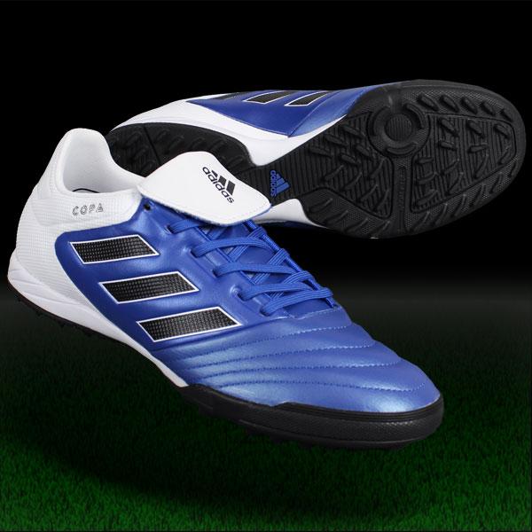 コパ 17.3 TF ブルー×コアブラック 【adidas|アディダス】サッカートレーニングシューズbb0856
