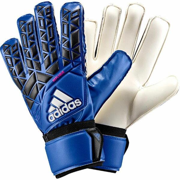 ACE レプリカ ブルー×コアブラック 【adidas|アディダス】サッカーゴールキーパーグローブbpg81-az3684