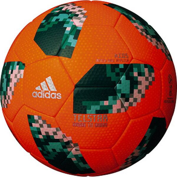 テルスター 18 試合球レプリカ キッズ オレンジ 【adidas アディダス】サッカーボール4号球af4300or