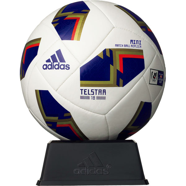 テルスター 18 試合球レプリカ Jリーグ ルヴァンカップ ミニ 【adidas アディダス】サッカーボール1号球afm1302lc