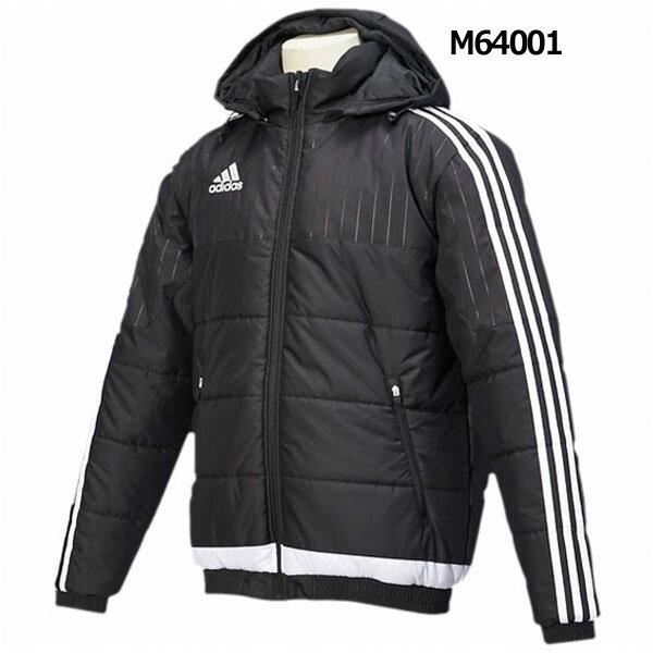 TIRO15 パデットジャケット 【adidas|アディダス】サッカーフットサル防寒ウェアーmht96