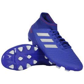 プレデター 19.3 HG/AG ボールドブルー×シルバーメット 【adidas|アディダス】サッカースパイクf97363