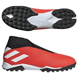 ネメシス 19.3 TF LL アクティブレッドS19×シルバーメット 【adidas|アディダス】サッカーフットサルトレーニングシューズg54686