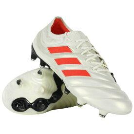 コパ 19.1 FG/AG オフホワイト×ソーラーレッド 【adidas|アディダス】サッカースパイクbb9185
