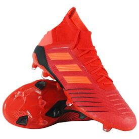 プレデター 19.1 FG/AG アクティブレッドS19×ソーラーレッド 【adidas|アディダス】サッカースパイクbc0552