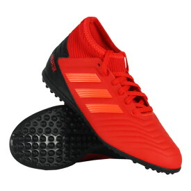 ジュニア プレデター タンゴ 19.3 TF J アクティブレッドS19×ソーラーレッド 【adidas|アディダス】サッカーフットサルジュニアトレーニングシューズcm8547