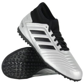 ジュニア プレデター 19.3 TF J シルバーメット×コアブラック 【adidas|アディダス】サッカーフットサルジュニアトレーニングシューズg25802