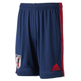 サッカー日本代表 2020 ホーム レプリカ ショーツ KIDS 【adidas|アディダス】サッカー日本代表ジュニアレプリカウェアーgem33-ed7372
