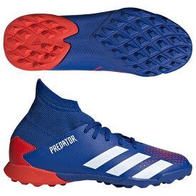 ジュニア プレデター 20.3 TF J チームロイヤルブルー×フットウェアホワイト 【adidas アディダス】サッカーフットサルジュニアトレーニングシューズeg0955