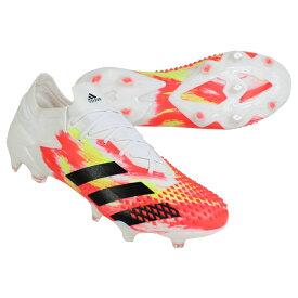プレデター 20.1 L FG フットウェアホワイト×ポップ 【adidas|アディダス】サッカースパイクeg1602