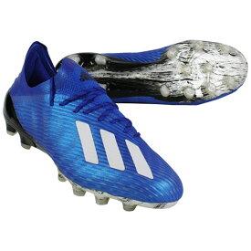 エックス 19.1 ジャパン HG/AG チームロイヤルブルー×フットウェアホワイト 【adidas|アディダス】サッカースパイクfv3053