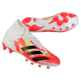 プレデター 20.1 AG フットウェアホワイト×ポップ 【adidas|アディダス】サッカースパイクeg1623