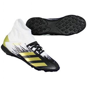 ジュニア プレデター 20.3 TF J フットウェアホワイト×ポップ 【adidas|アディダス】サッカーフットサルジュニアトレーニングシューズfw9220