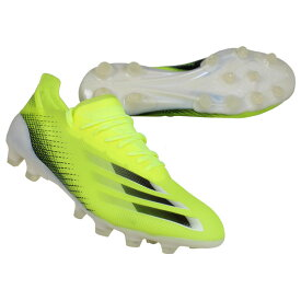 エックス ゴースト.1 ジャパン HG/AG ソーラーイエロー×コアブラック 【adidas|アディダス】サッカースパイクfy4728