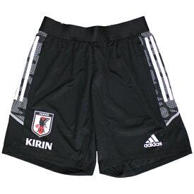 サッカー日本代表 トレーニングショーツ ブラック 【adidas|アディダス】サッカー日本代表ウェアーhkz08-ex5978