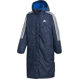 ジュニア B MH ボアコート レジェンドインク 【adidas アディダス】サッカーフットサルジュニア防寒ウェアーixf68-gd9123